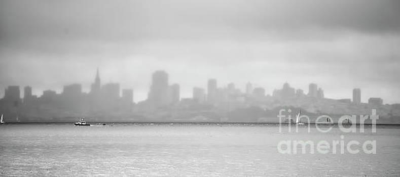 Chuck Kuhn - Foggy San Francisco
