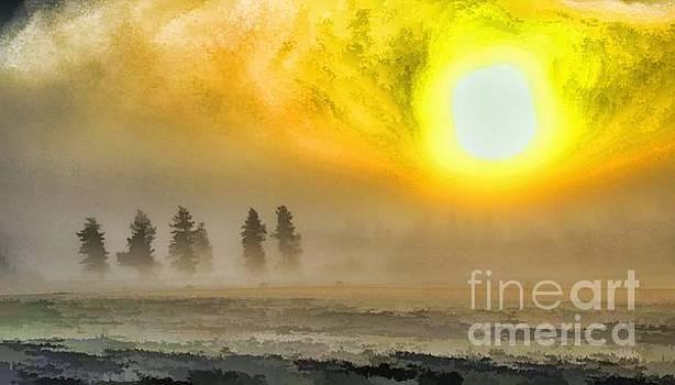 Roland Stanke - Foggy sunrise
