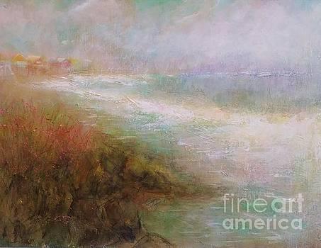 Foggy Wednesday  by Frances Marino