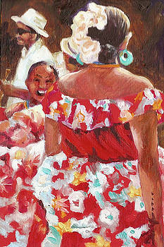 Folklorica I by Monica Linville