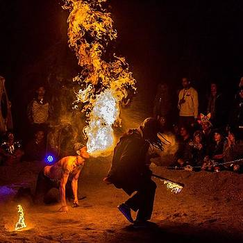 Follow The Fire To @lucidityfestival by Jacob Avanzato