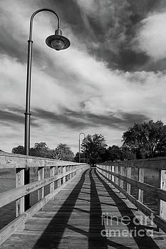 Follow the Lines Landscape Photo by Melissa Fague