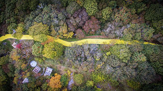 Follow the Yellow Brick Road by Matt Spangard
