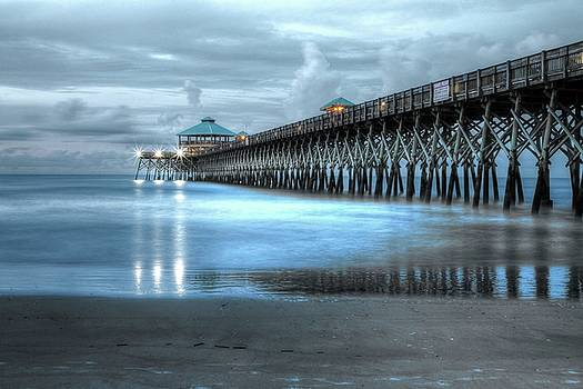 Carol Montoya - Folly Beach Pier