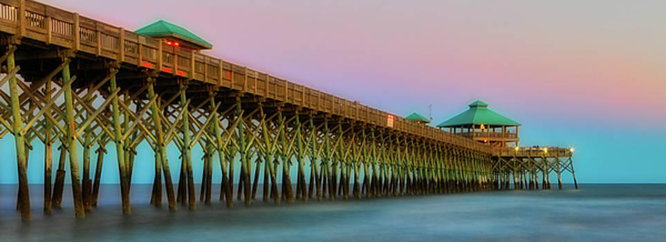 Folly Pier 1 by Jerry Fornarotto