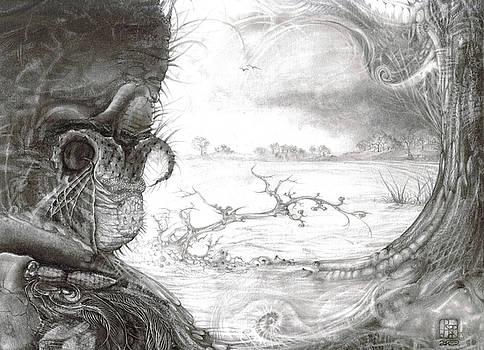 Fomorii Swamp by Otto Rapp