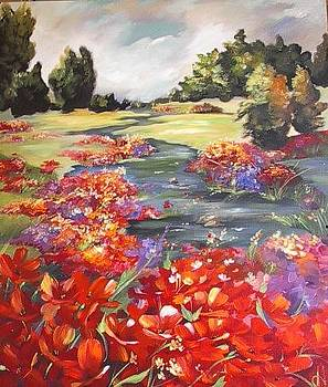 Fond memories by Heather Roddy