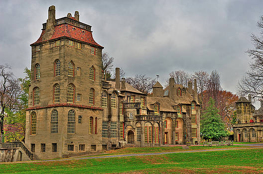 Fonthill Castle by William Jobes