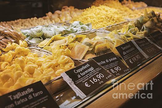 Sophie McAulay - Food court pasta