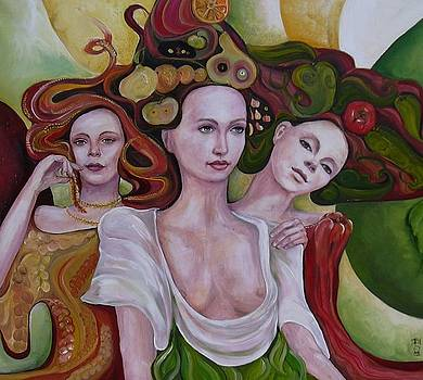 Dreja Novak - Food Goddess