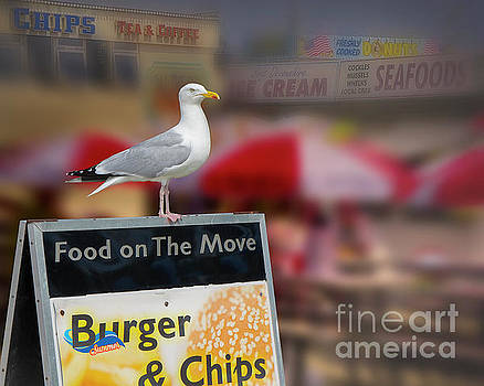 Food On The Move by Edmund Nagele