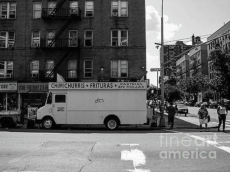 Food Truck on Sherman Avenue by Cole Thompson