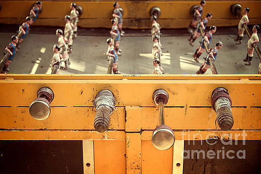 Delphimages Photo Creations - Foosball table