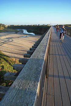 Foot Bridge by Seil Frary