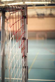 Eduardo Huelin - football or handball playground