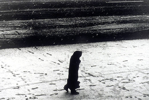 Footprints by Susan Tribuzio