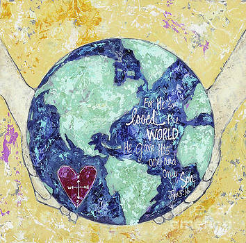For He So Loved the World by Kirsten Reed