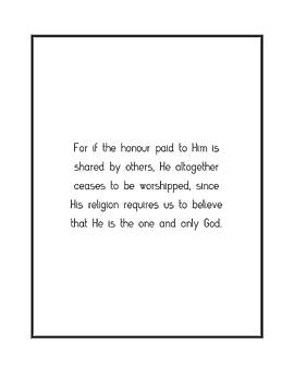 For if the honour paid... by Famous Quotes