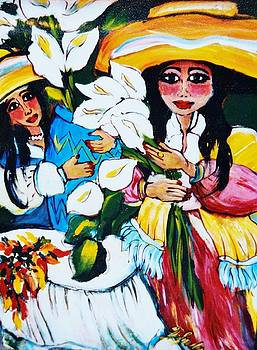 For My Latina Sisters by Therese Fowler-Bailey