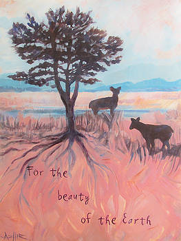 For the Beauty of the Earth by Azhir Fine Art