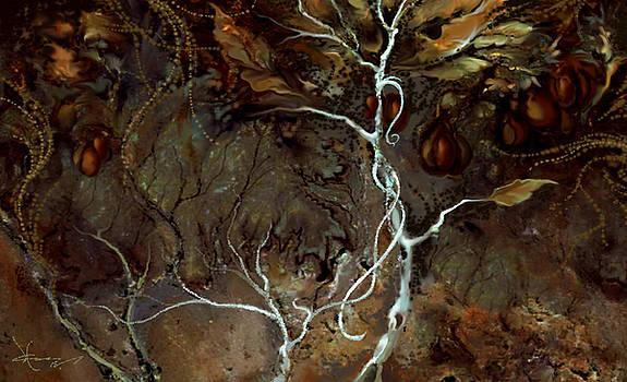 Forbidden Fruit by Hans Neuhart