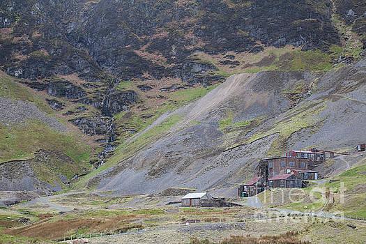 Force Crag Mine under Force Crag by Gavin Dronfield