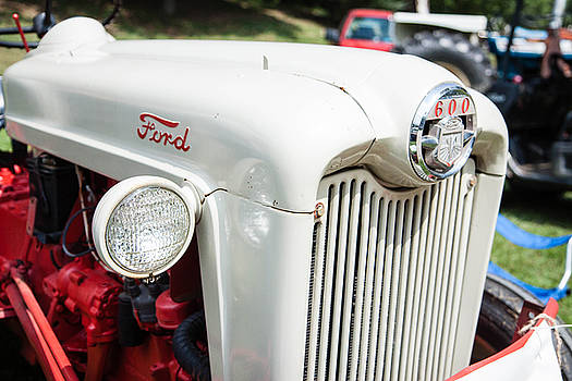 Ford 600 Tractor by Seth Solesbee