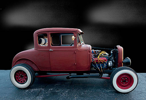 Ford Coupe by Lori Hutchison