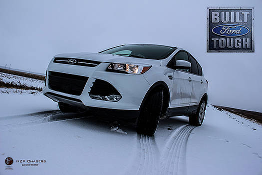 Ford Escape 2015 by Francis Lavigne-Theriault