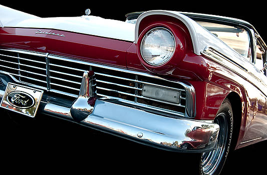 Ford Fairlane by Lori Hutchison