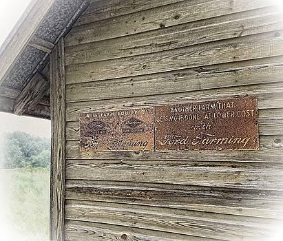 Joe Duket - Ford Farming Signs