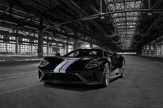 Ford GT '66 Heritage Edition by Peter Chilelli
