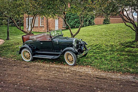 Susan Rissi Tregoning - Ford Model A Roadster