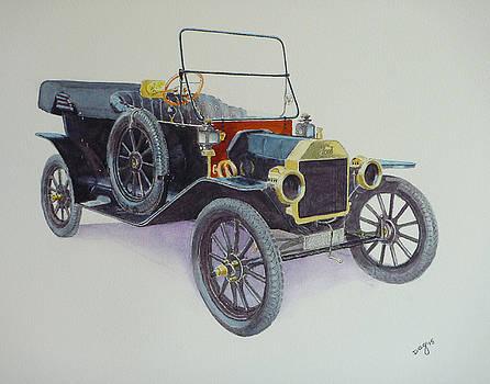 Ford Model T by David Godbolt