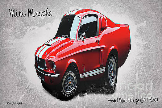 Ford Mustang GT350 by Tim Wemple