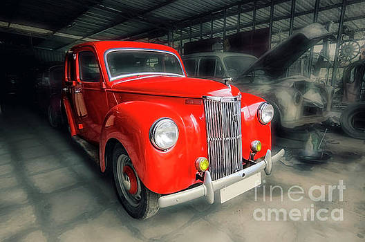 Ford Prefect by Charuhas Images