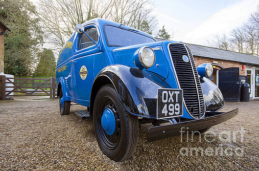 Ford Thames van 1 by Steev Stamford