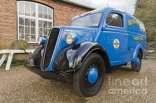 Ford Thames van 2 by Steev Stamford
