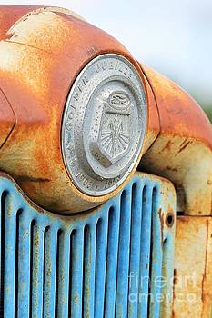 Ford Tractor Medallion by Jeff Downs