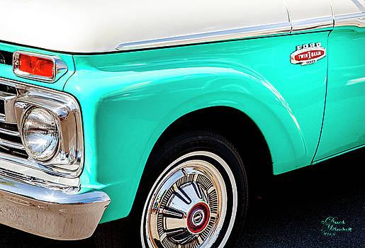 Ford Truck by David Millenheft