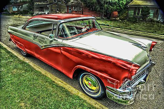 Ford Victoria by Arnie Goldstein