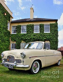 Ford Zephyr Six by Vicki Spindler