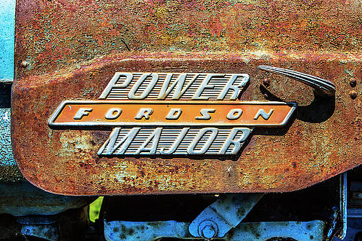 Fordson Major by David Hare