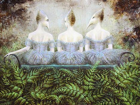 Forest Divas by Lolita Bronzini