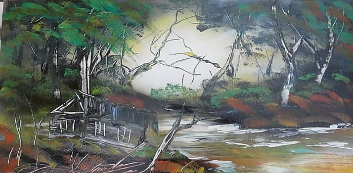 Forest by Evaldo Art
