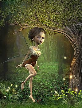 John Junek - Forest Fairy
