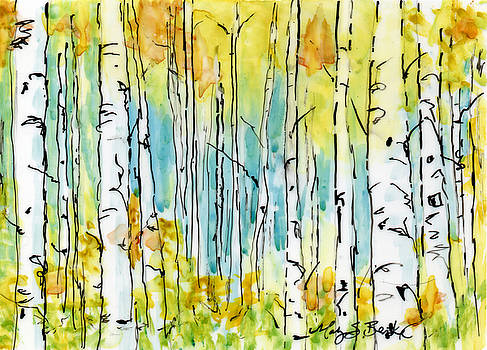 Mary Benke - Forest for the Trees