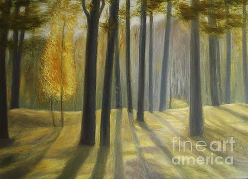 Algirdas Lukas - Forest In Autumn