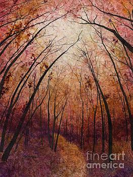 Hailey E Herrera - Forest Path