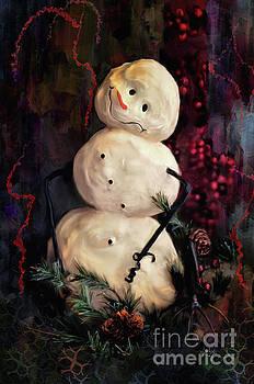 Lois Bryan - Forest Snowman